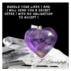 Silverskylight Jewelry - Bundle your likes and I will send you an offer !